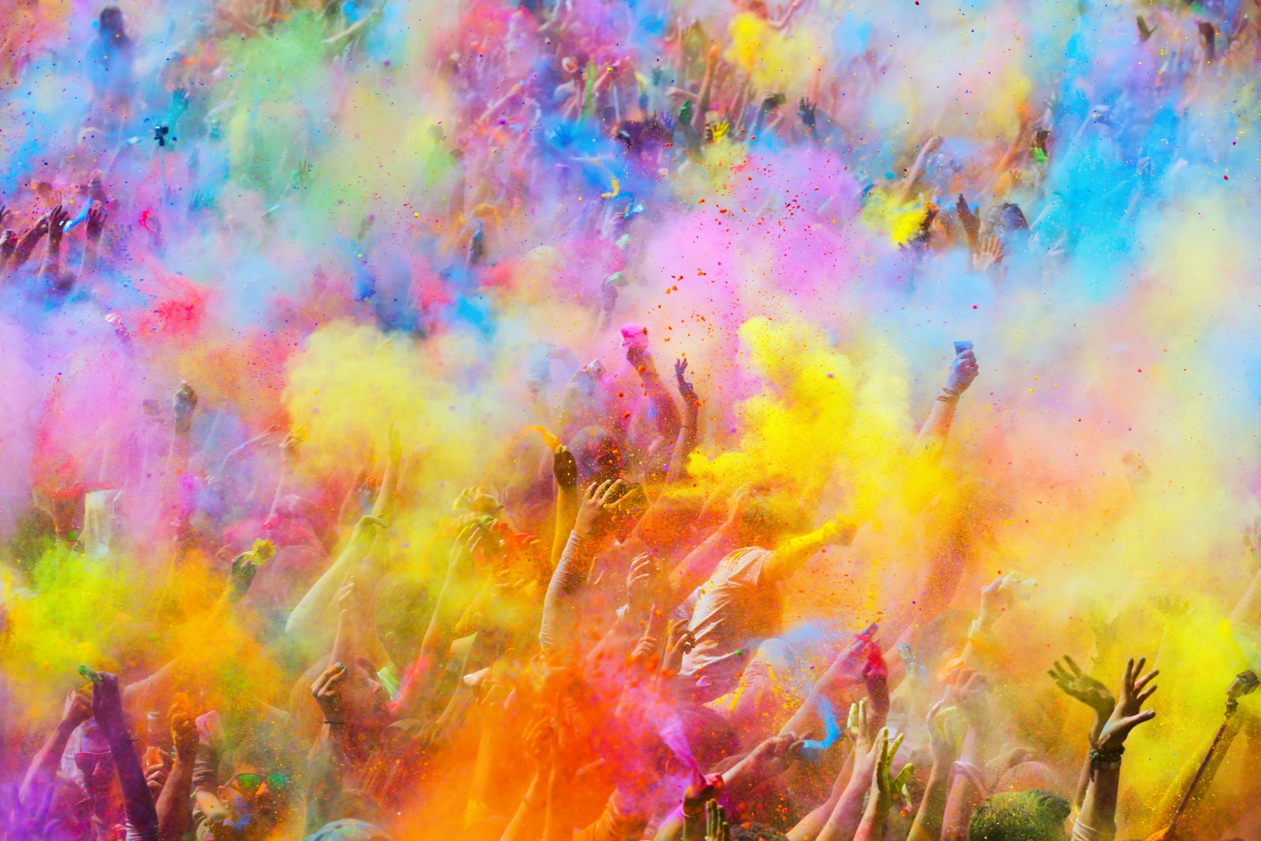 Flavours of Holi – Home